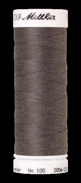 Nähgarn 200 Meter, Farbe:0415, Amann Seralon, Polyester