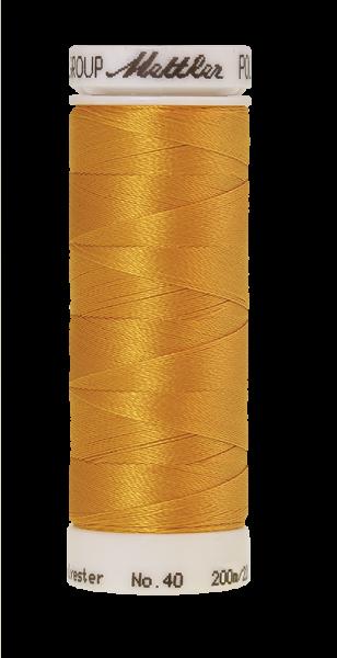 Stickgarn 200 Meter, Farbe:0704, Amann Poly Sheen