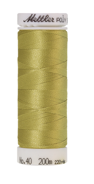 Stickgarn 200 Meter, Farbe:0352, Amann Poly Sheen