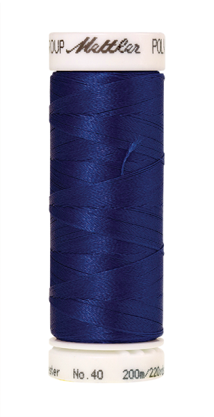 Stickgarn 200 Meter, Farbe:3543, Amann Poly Sheen
