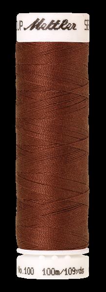 Nähgarn 100 Meter, Farbe:1347, Amann Seralon, Polyester
