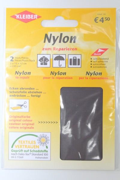 Nylon zum reparieren grau