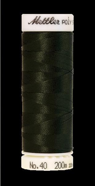 Stickgarn 200 Meter, Farbe:5866, Amann Poly Sheen