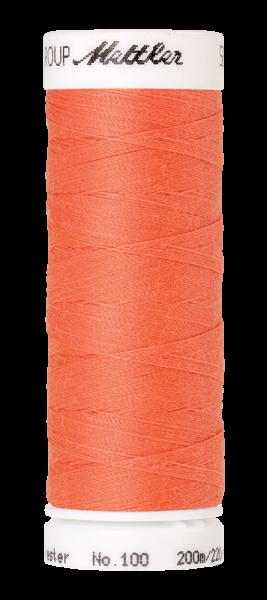 Nähgarn 200 Meter, Farbe:0135, Amann Seralon, Polyester