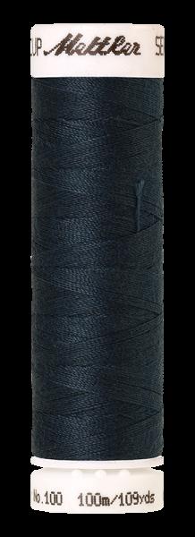 Nähgarn 100 Meter, Farbe:1276, Amann Seralon, Polyester
