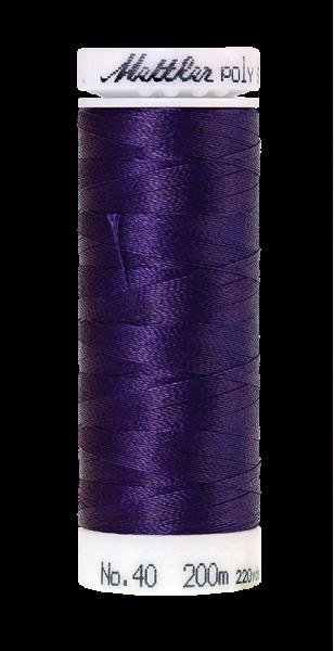 Stickgarn 200 Meter, Farbe:3114, Amann Poly Sheen
