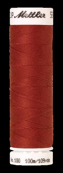 Nähgarn 100 Meter, Farbe:0508, Amann Seralon, Polyester