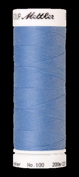 Nähgarn 200 Meter, Farbe:0818, Amann Seralon, Polyester
