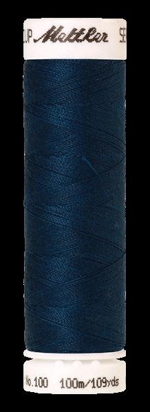 Nähgarn 100 Meter, Farbe:1471, Amann Seralon, Polyester