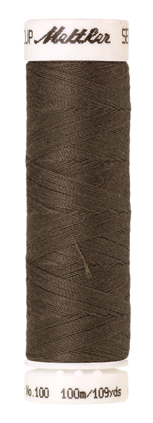 Nähgarn 100 Meter, Farbe:0381, Amann Seralon, Polyester
