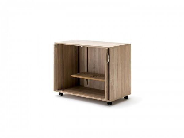 EXTEND Einschub-Türen Möbel mit Rollen