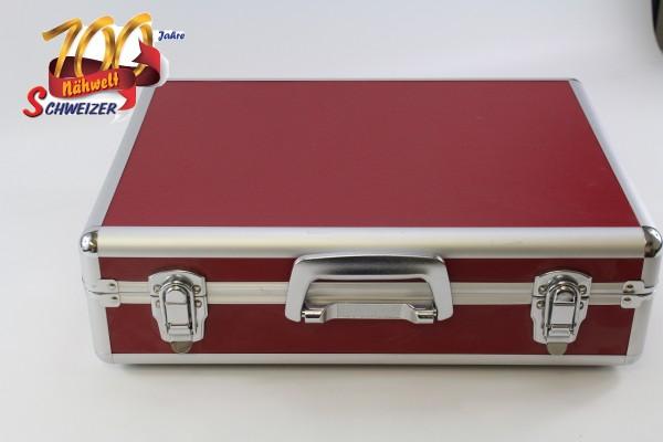 Alu- Koffer (rot) Jubiläumsangebot Nr. 85