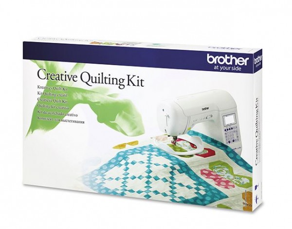 Brother Quilting Kit für Innov-is F400 / 410 / 420 / 460 / F480
