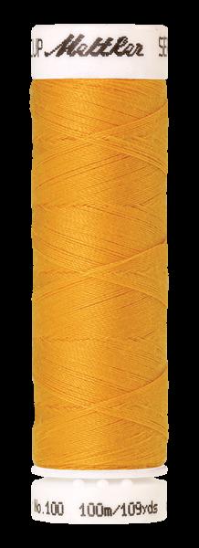 Nähgarn 100 Meter, Farbe:0607, Amann Seralon, Polyester