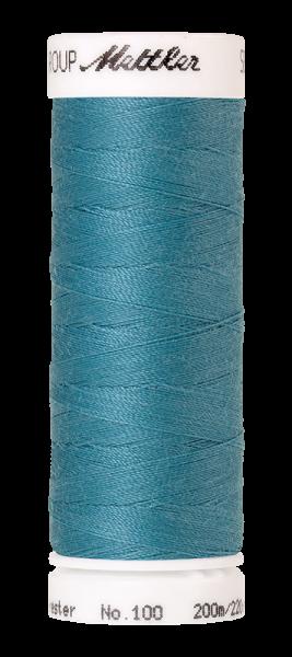Nähgarn 200 Meter, Farbe:0722, Amann Seralon, Polyester