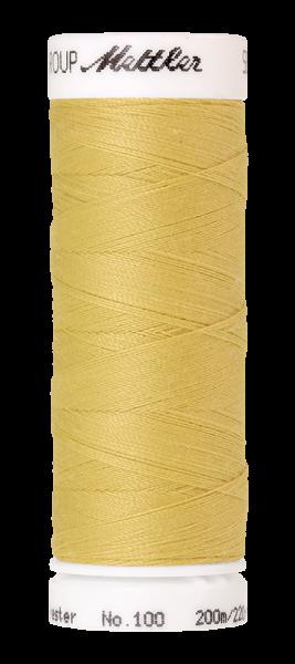 Nähgarn 200 Meter, Farbe:0114, Amann Seralon, Polyester