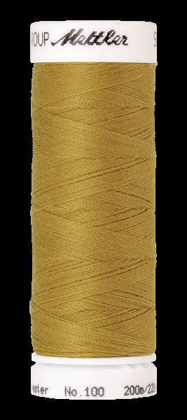 Nähgarn 200 Meter, Farbe:1102, Amann Seralon, Polyester