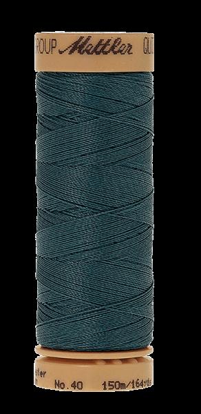 Nähgarn 150 Meter, Farbe:0852, Mettler Quilting, Baumwolle/Polyester, 2fach gewachst
