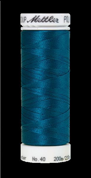 Stickgarn 200 Meter, Farbe:4116, Amann Poly Sheen