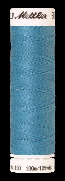 Nähgarn 100 Meter, Farbe:0998, Amann Seralon, Polyester