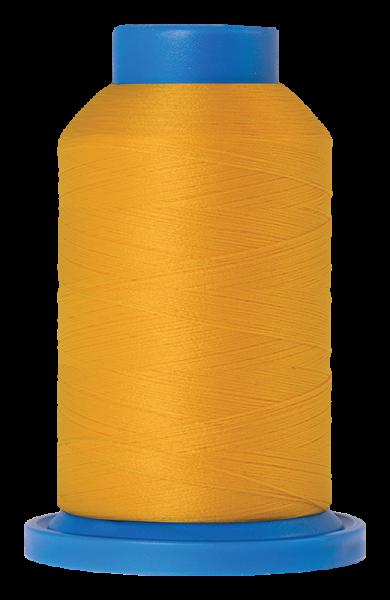 Bauschgarn 1000Meter, Seraflock, gold gelb, Farbe: 0607