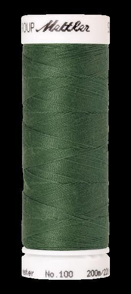 Nähgarn 200 Meter, Farbe:0844, Amann Seralon, Polyester