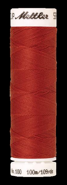 Nähgarn 100 Meter, Farbe:1336, Amann Seralon, Polyester