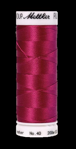 Stickgarn 200 Meter, Farbe:2521, Amann Poly Sheen