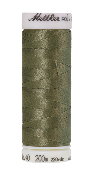Stickgarn 200 Meter, Farbe:0463, Amann Poly Sheen