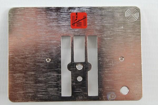 Bernina Gerad- und CutWork-Stichplatte (2,0mm C1 C2)