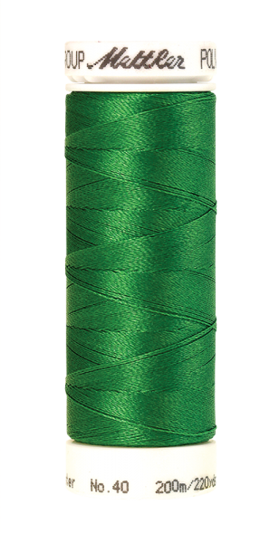 Stickgarn 200 Meter, Farbe:5513, Amann Poly Sheen