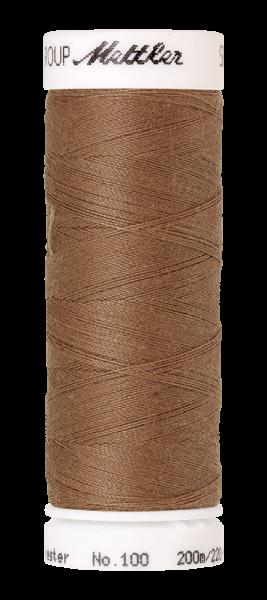 Nähgarn 200 Meter, Farbe:1424, Amann Seralon, Polyester