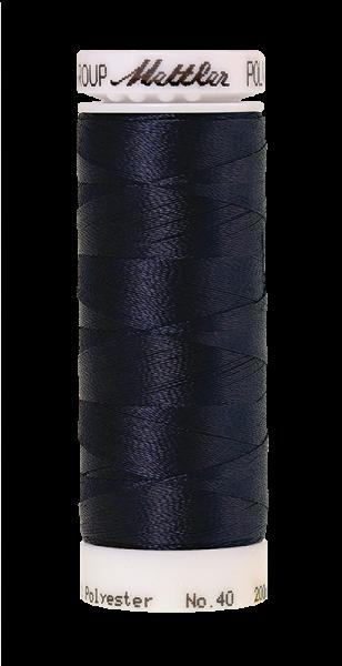 Stickgarn 200 Meter, Farbe:3554, Amann Poly Sheen