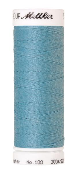 Nähgarn 200 Meter, Farbe:0998, Amann Seralon, Polyester