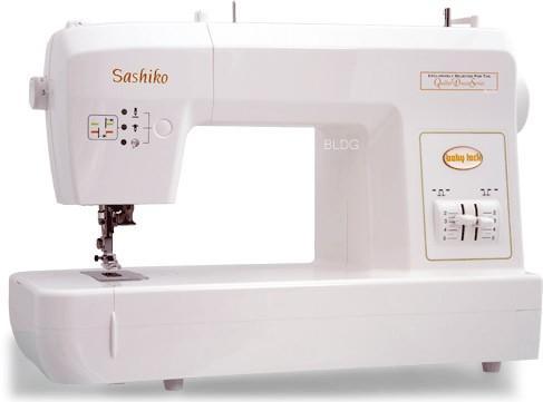 Nähmaschine Sashiko BLQK 2