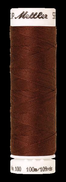 Nähgarn 100 Meter, Farbe:0196, Amann Seralon, Polyester