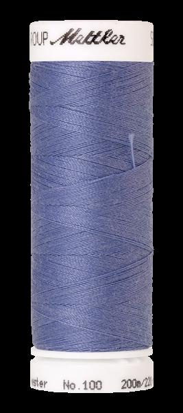 Nähgarn 200 Meter, Farbe:1466, Amann Seralon, Polyester