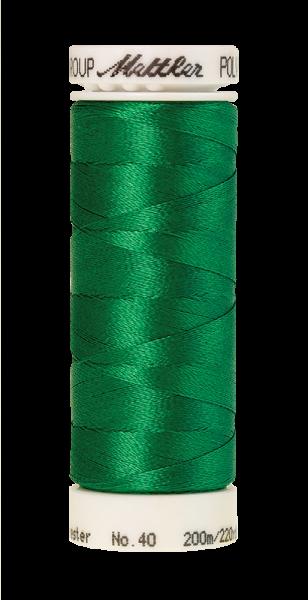 Stickgarn 200 Meter, Farbe:5411, Amann Poly Sheen