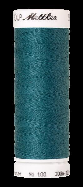 Nähgarn 200 Meter, Farbe:1472, Amann Seralon, Polyester