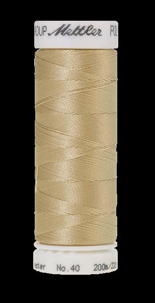 Stickgarn 200 Meter, Farbe:0761, Amann Poly Sheen