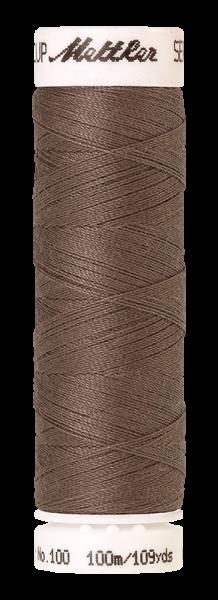 Nähgarn 100 Meter, Farbe:1228, Amann Seralon, Polyester
