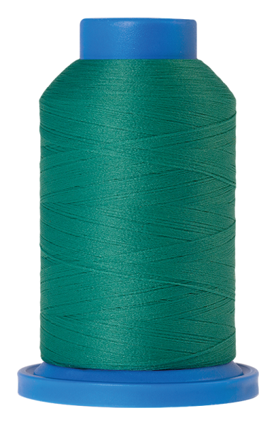 Bauschgarn 1000Meter, Seraflock, türkis, Farbe: 1091