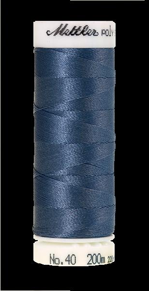Stickgarn 200 Meter, Farbe:3953, Amann Poly Sheen