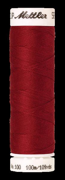 Nähgarn 100 Meter, Farbe:0504, Amann Seralon, Polyester