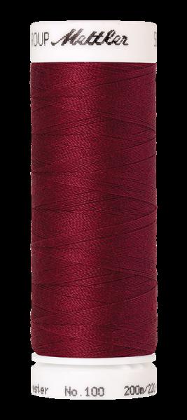 Nähgarn 200 Meter, Farbe:0106, Amann Seralon, Polyester