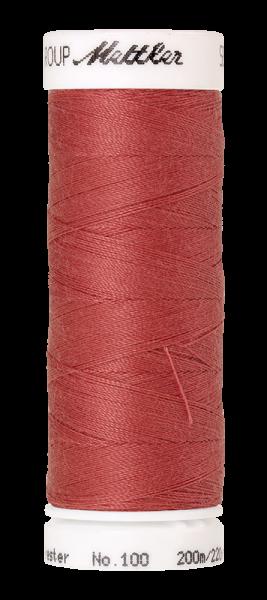 Nähgarn 200 Meter, Farbe:0623, Amann Seralon, Polyester