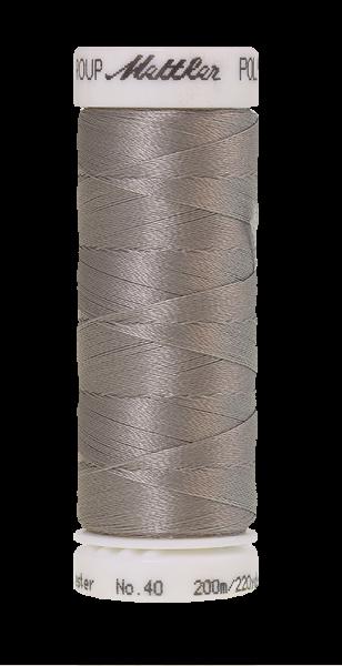 Stickgarn 200 Meter, Farbe:0131, Amann Poly Sheen
