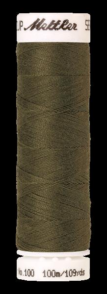 Nähgarn 100 Meter, Farbe:0420, Amann Seralon, Polyester