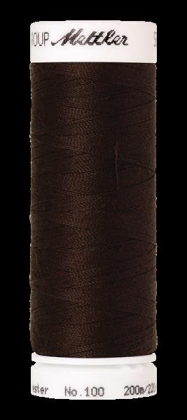 Nähgarn 200 Meter, Farbe:0428, Amann Seralon, Polyester
