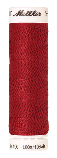 Nähgarn 100 Meter, Farbe:0503, Amann Seralon, Polyester